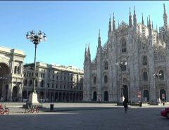 Itália regista 743 mortes por Covid-19 entre segunda e esta terça