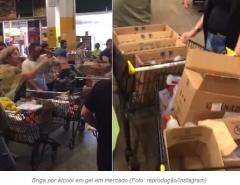 Vídeo: Briga por Álcool  em atacadão viraliza