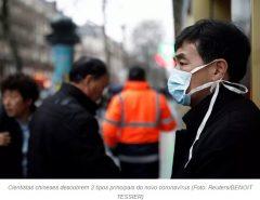 Cientistas chineses descobrem 2 tipos principais do novo coronavírus; um deles, de fácil transmissão