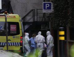 Espanha tem 832 mortes por covid-19 em 24 horas, e país bate recorde