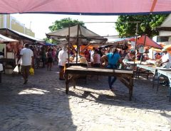 Feira livre de Macaíba passa a funcionar quinzenalmente