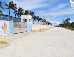 Macaíba: Obras de pavimentação avançam em direção ao Tapará