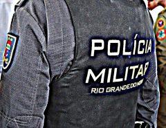 PM detém trio com arma e drogas em Macaíba/RN