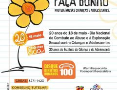 """Em Macaíba, Prefeitura chama a atenção para campanha """"Compartilhe essa ideia"""""""