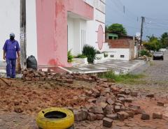 Prefeitura de Macaíba recupera ruas no Centro do município