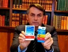 Efeito Bolsonaro: Governadores opositores do Governo adotam cloroquina contra o coronavírus, mas sem alarde