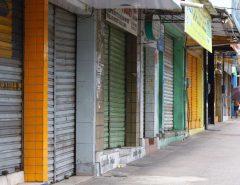 64,13% da população natalense é contra o fechamento do comércio, mostra pesquisa