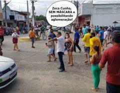 Macaíba: Zeca Cunha, um vereador inconsequente e despreparado