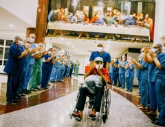 Coronavírus: Mais de 100 mil brasileiros já estão recuperados