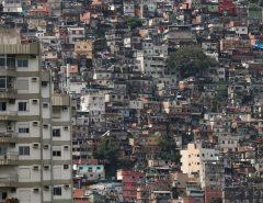 """""""A situação na Rocinha está muito triste"""""""