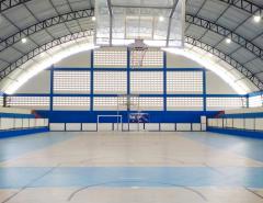 Macaíba: Prefeitura conclui reforma do ginásio Edílson de Albuquerque