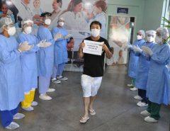 Número de curados da Covid-19 no Brasil chega a 520.734