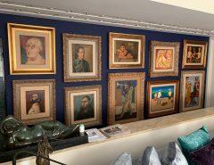 Policia Federal encontra obras de arte em coleção avaliada em R$ 40 milhões do secretário de saúde do Pará e presidente do conselho dos Secretários Estaduais