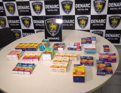 Em Natal Polícia Civil prende homem suspeito de venda irregular de medicamentos como Ivermectina e antibióticos