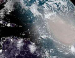 FENÔMENO: Intensa nuvem de poeira africana pode atingir Fortaleza, Natal e São LuíS