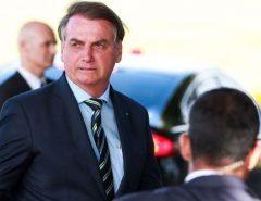 """Jair Bolsonaro pede que STF não afronte Executivo e cita """"interferência brutal"""""""