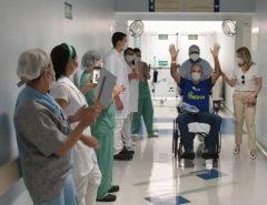Número de curados do coronavírus ultrapassa quantidade de casos ativos no Brasil