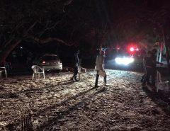 Chuva de Balas: Homem morre e outras três pessoas são baleadas em aniversário na Lagoa do Bonfim