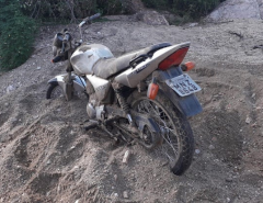 Violência: Jovem 21 anos é encontrado soterrado junto com a moto no interior do RN