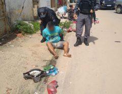 Em Natal polícia prende homem após assaltar garis no conjunto Cidade Satélite