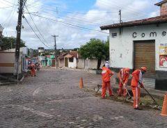 Fotos: Mutirão de limpeza em diversos bairros de Macaíba neste 1º de julho