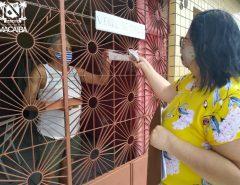 Idosos do CCI de Macaíba são beneficiados com doações de máscaras