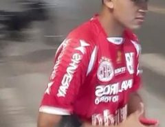 Em Parnamirim torcedor do América e integrante de torcida organizada é assassinado ( Atenção Imagens Fortes)