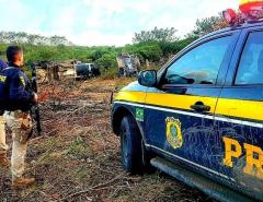 Polícia Rodoviária Federal: Três veículos são recuperados em Macaíba
