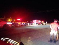 Em Mossoró Mãe e filha ficam presas as ferragens em acidente de trânsito na BR 304
