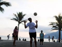 Prefeitura de Natal libera prática de esportes individuais ou que não tenham contato em academias e clubes