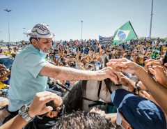 A OPOSIÇÃO PIRA: Aprovação do Governo Bolsonaro no Nordeste sobe de 25% para 48% em três meses