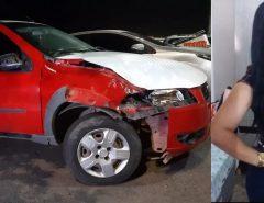 Tragédia:Casal é atropelado por motorista embriagado na BR-101 na Grande Natal