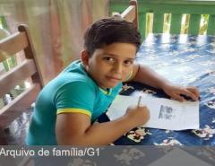Tragédia: Menino morre após descarga elétrica com celular carregando