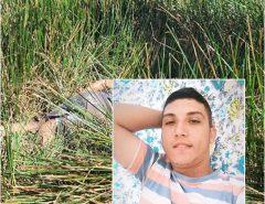 Violência: Jovem que estava desaparecido é encontrado morto com sinais de violência em matagal no interior do RN