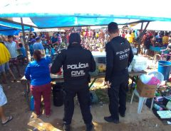 Operação: Suspeito de matar policial civil é preso em feira livre de Natal neste domingo