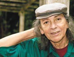 Cantor e compositor Ednardo, autor da canção 'Pavão Mysterioso', está internado em estado grave
