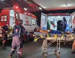 Em Mossoró ataques a tiros deixam quatro pessoas feridas