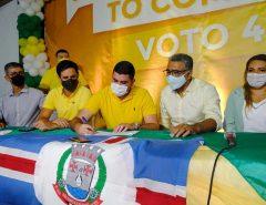 Confirmando: Convenção do PSB oficializa candidatura de Poti Neto a prefeito de São Gonçalo do Amarante