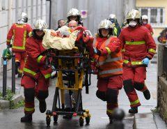 ATENTADO: Suspeito de ataque em Paris confessa ter agido contra Charlie Hebdo