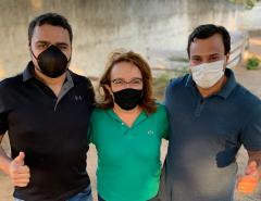 Nazareno deixa partido comandado por Denilson Gadelha e apoia Marília Dias e Igor Targino