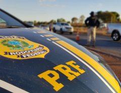PRF registra 16 acidentes com 18 feridos em rodovias federais no RN durante feriado da Independência