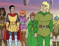 ASSISTA O VÍDEO COMPLETO: Caverna do Dragão ganha desfecho feito por fãs baseado roteiro original