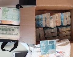 Operação da PF em Extremoz apreende dólares e euros com empresário em Natal