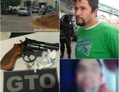 Caiu: Considerado um dos maiores assaltantes de banco do RN João da Besta morre em confronto com a Polícia Militar no interior do RN