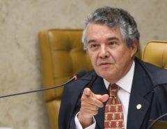 Para Marco Aurélio Justiça além de cega é surda: Confira de perto suas aberrações jurídicas
