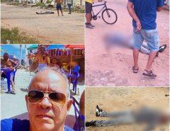 Violência: Motorista de aplicativo é assassinado com tiro na cabeça na Grande Natal