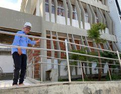 Saúde: Reforma no prédio do antigo Papi fará do Hospital Rio Grande o maior de Natal com 600 leitos