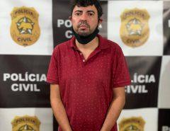 CADEIA: Polícia Civil prende suspeito de atirar contra Policial Civil e balear mulher