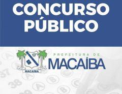 Novidade: Prefeitura de Macaíba publica hoje edital do concurso público com 631 vagas