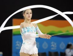 Triste: Ginasta brasileira medalhista no Pan-americano é encontrada morta aos 31 anos